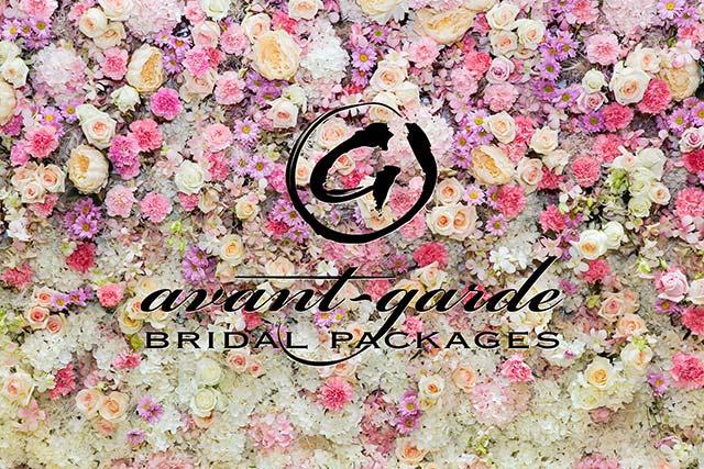 ag bridal packages floral design